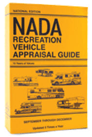 NADA RV Appraisal Guide